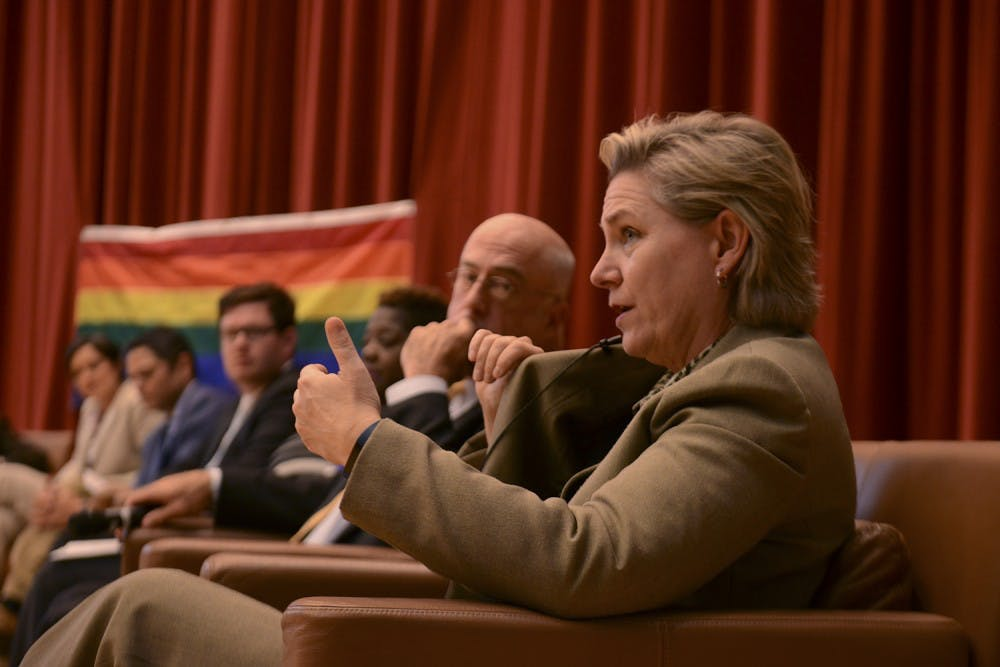 NC's openly LGBTQ political figures talk representation in government and  HB2's partial repeal