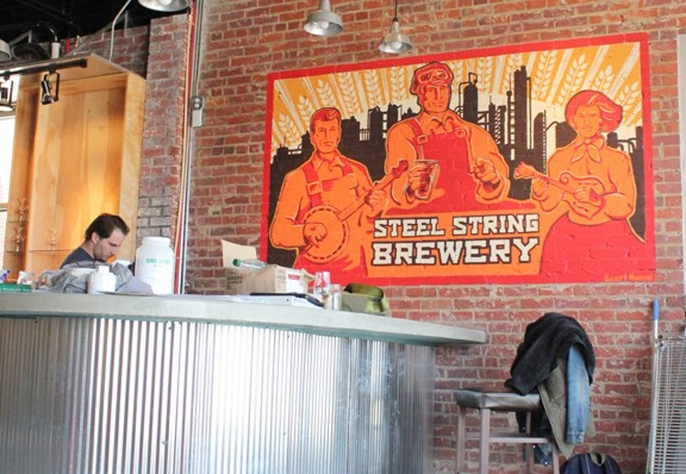 Steel String Brewery to come to Carrboro in May