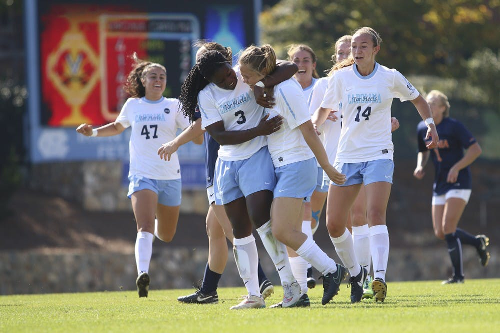 UNC women's soccer positions itself for postseason run with ACC Tournament win
