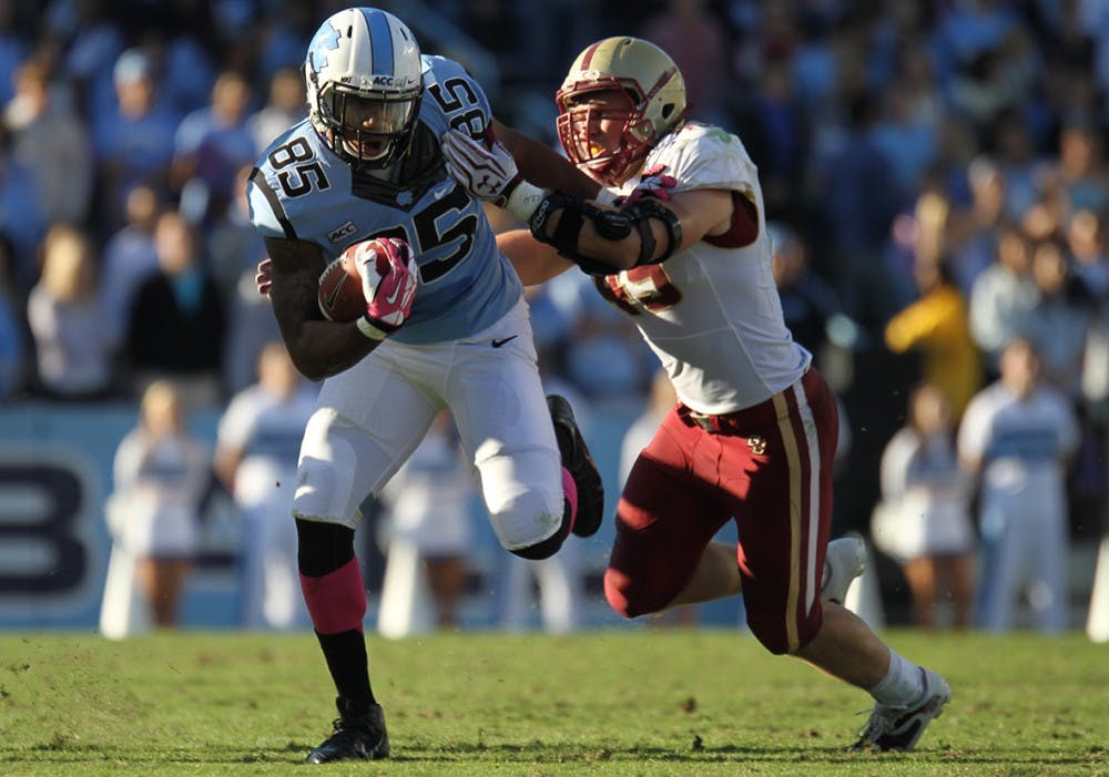 Tar Heels in the pros: the impact of NFL free agency on former UNC players