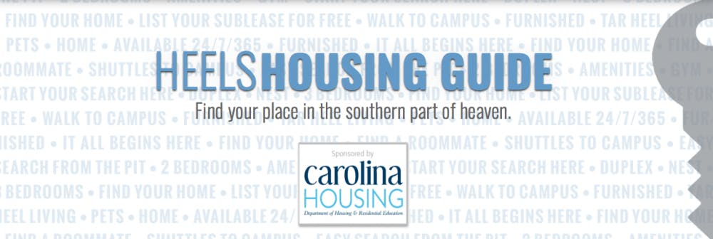 HeelsHousing.com - What you need to know before you move off campus
