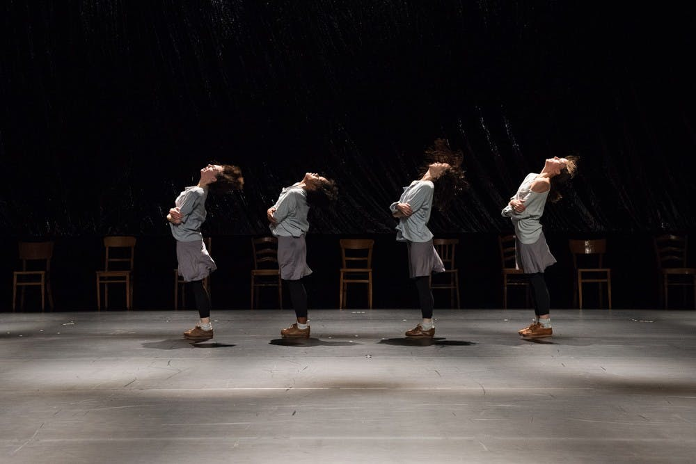 'A seminal piece of postmodern dance:' Rosas danst Rosas comes to Chapel Hill