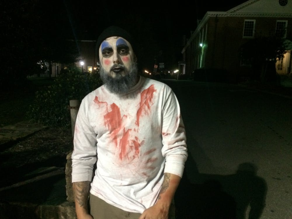 Word on the spooky street: What is your Halloween costume?