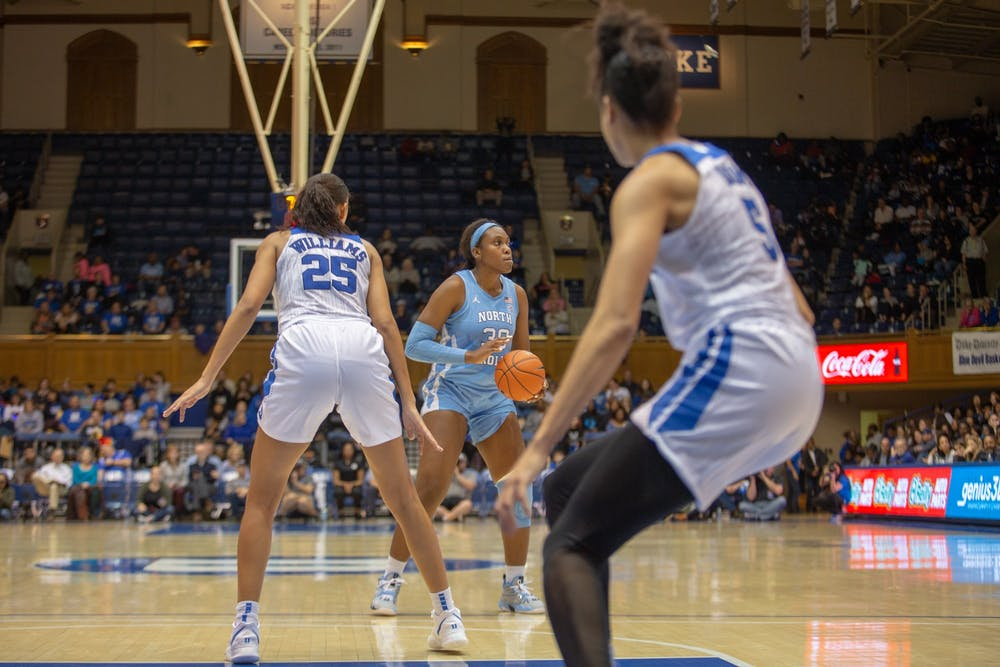 Preview: How UNC women's basketball can avenge its loss to Duke earlier this year