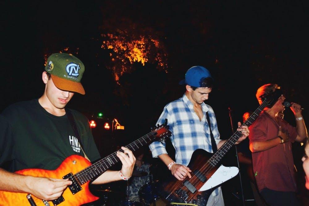 Rocking Beta brothers seek to break the mold