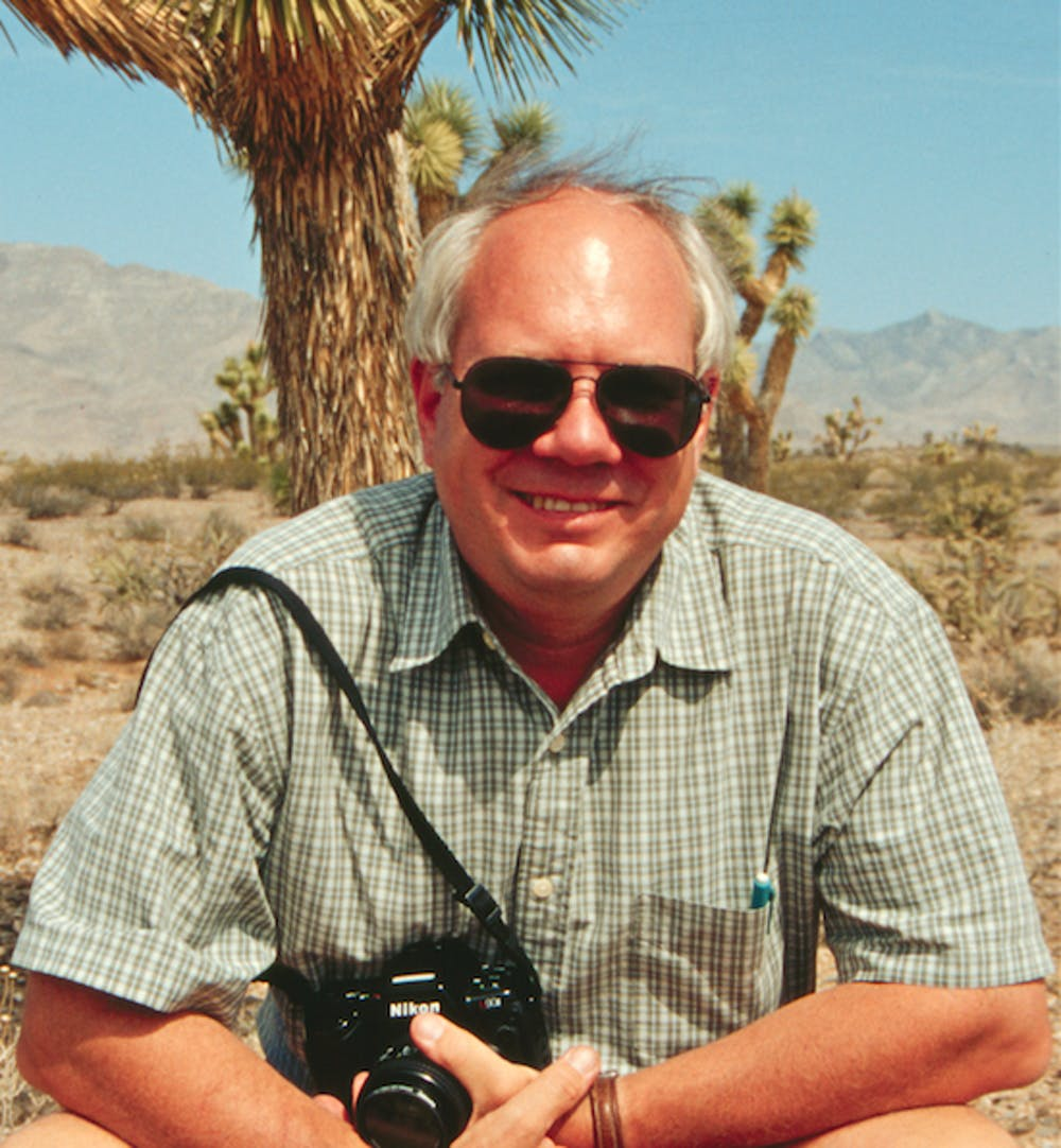 UNC professor Robert Peet plans for retirement after 43 years of teaching