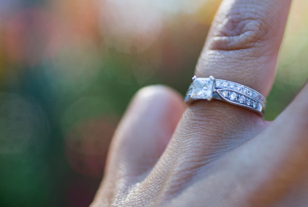 While adult marriage declines, married life at UNC receives positive response