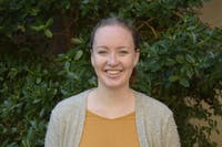 Emma Hayes, senior psychology major, is a transfer student who has struggled with class registration and fulfilling general education requirements due to UNC's stringent credit transfer policies.