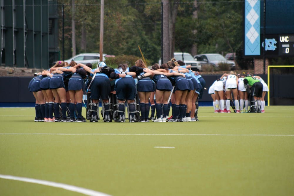 Assessing UNC field hockey's NCAA tournament outlook after ACC postseason title