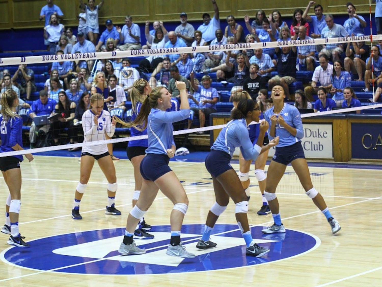 The North Carolina Tar Heels defeated the Duke Blue Devils in Cameron Indoor Stadium Thursday.