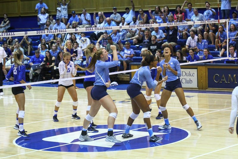 The North Carolina Tar Heels defeated the Duke Blue Devils in Cameron Indoor Stadium Thursday.