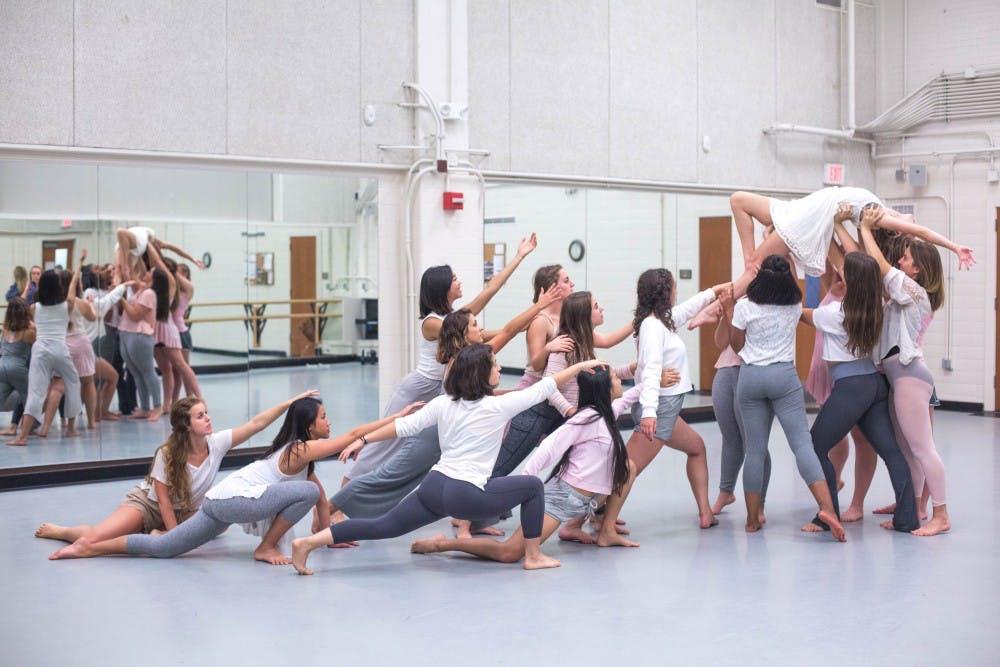 Goodbye choreography, hello improv