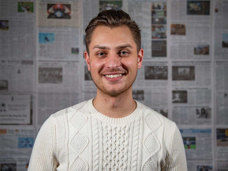 Digital Managing Editor Will Melfi