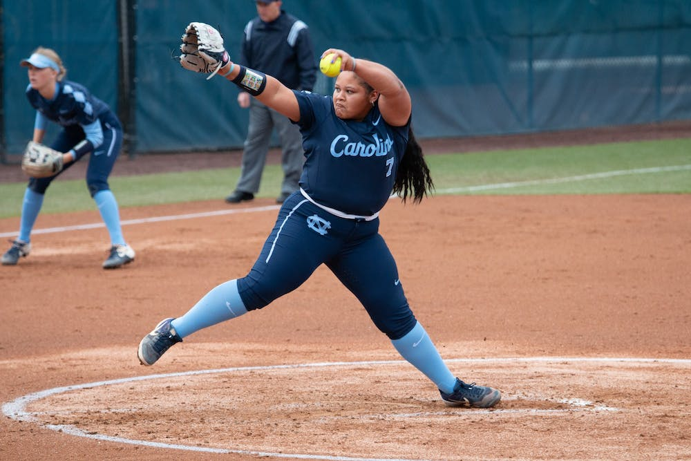 Grueling early slate for UNC softball continues with loss to No. 21 James Madison