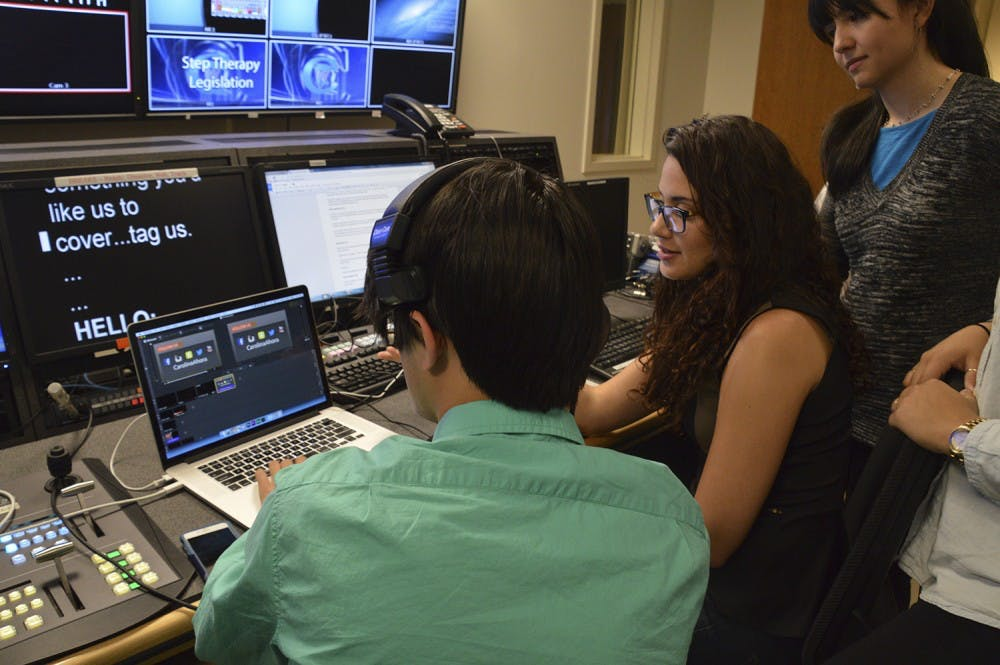 Carolina Ahora brings Spanish programming to journalism school