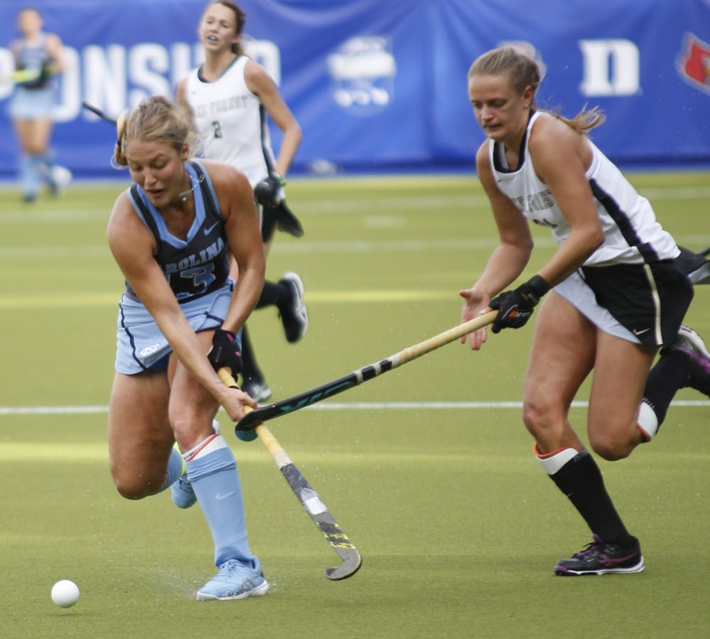 Ashley Hoffman leads UNC field hockey to 21st ACC Championship in 7-2 win