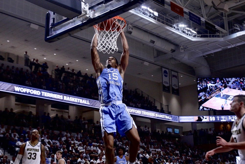 Shades of Brice Johnson: Brooks shines in season opener for UNC men's basketball