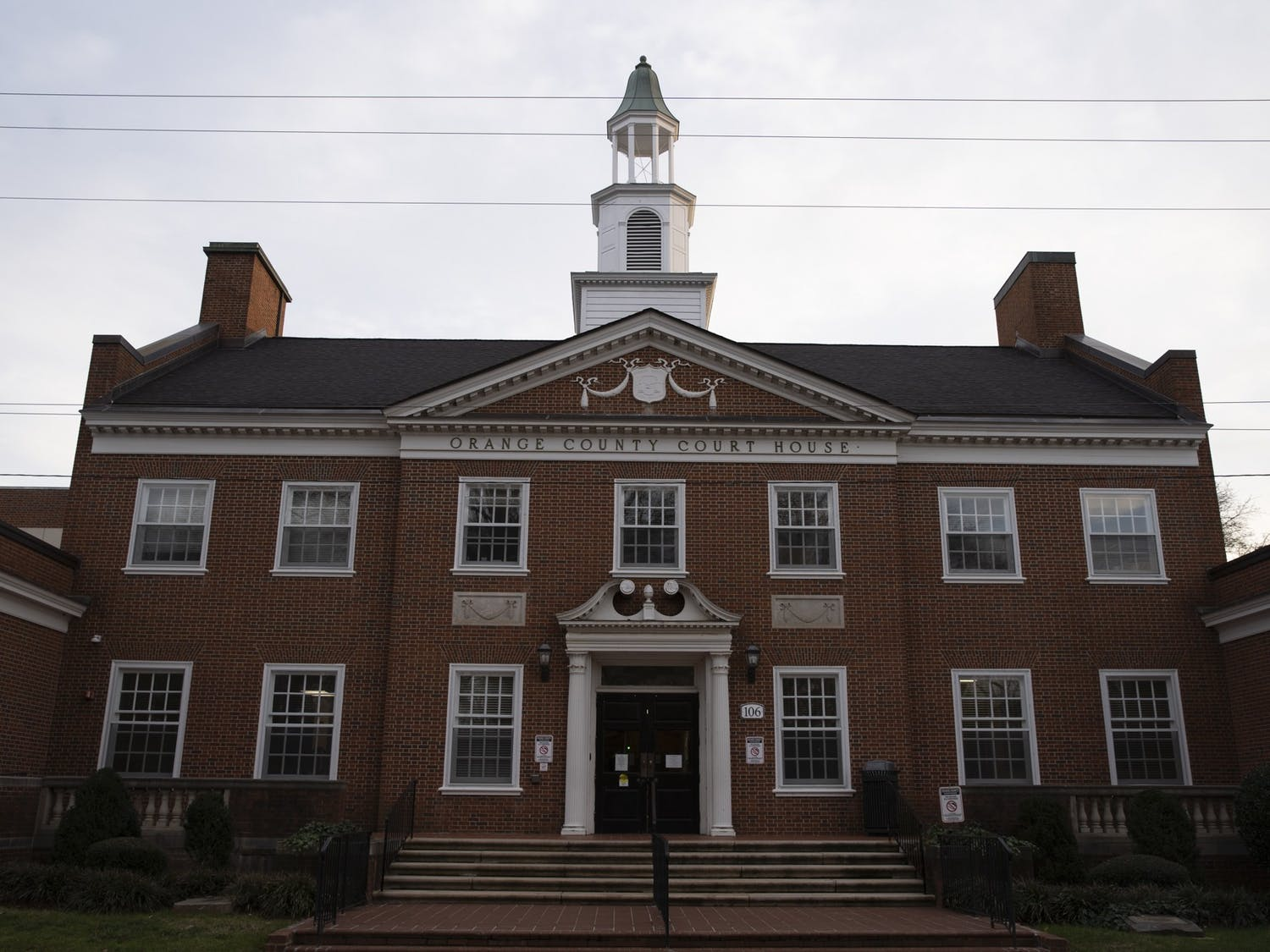The Orange County Courthouse pictured on Jan. 29, 2020.