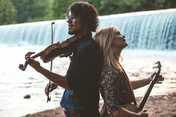 "Violet Bell, a progressive bluegrass group, is coming to Cat's Cradle on Oct. 11 to debut their most recent album, ""Honey In My Heart."" Photo courtesy of Kendall Bailey Atwater."