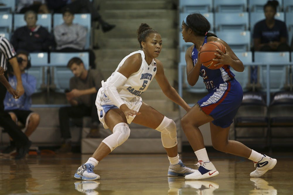 UNC women's basketball looks to surprise despite inexperience