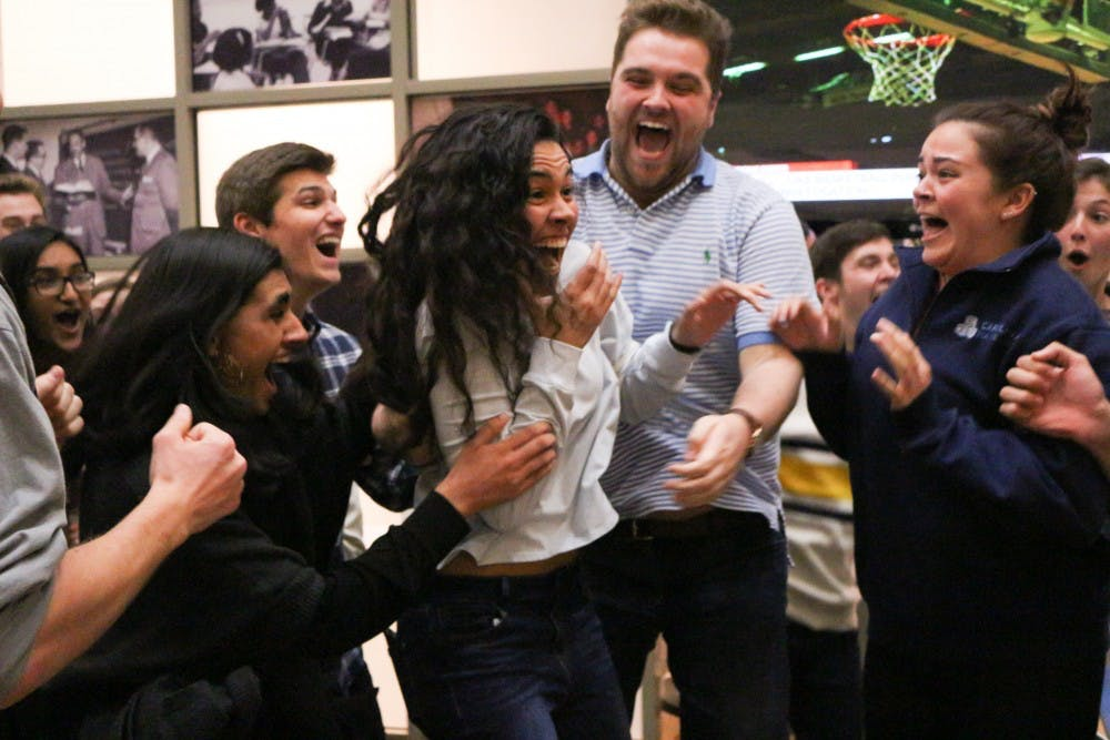 After a tumultuous campaign, Ashton Martin has been elected student body president