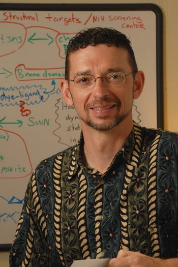 Dr. Stephen Frye is a professor and director of the Center for Integrative Chemical Biology and Drug Discovery at UNC.