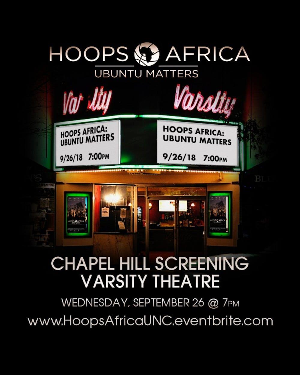 UNC alum Taylor Sharp talks directing Hoops Africa: Ubuntu Matters documentary