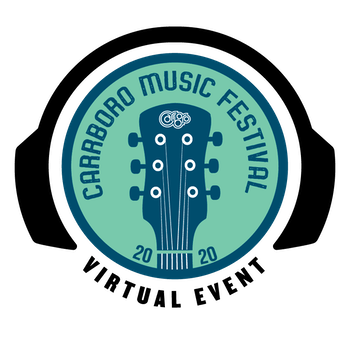 The 23rd annual Carrboro Music Festival will be held virtually this weekend, with two days of performances featuring nearly 100 acts from around the Triangle. Photo courtesy of Carrboro Parks & Rec.