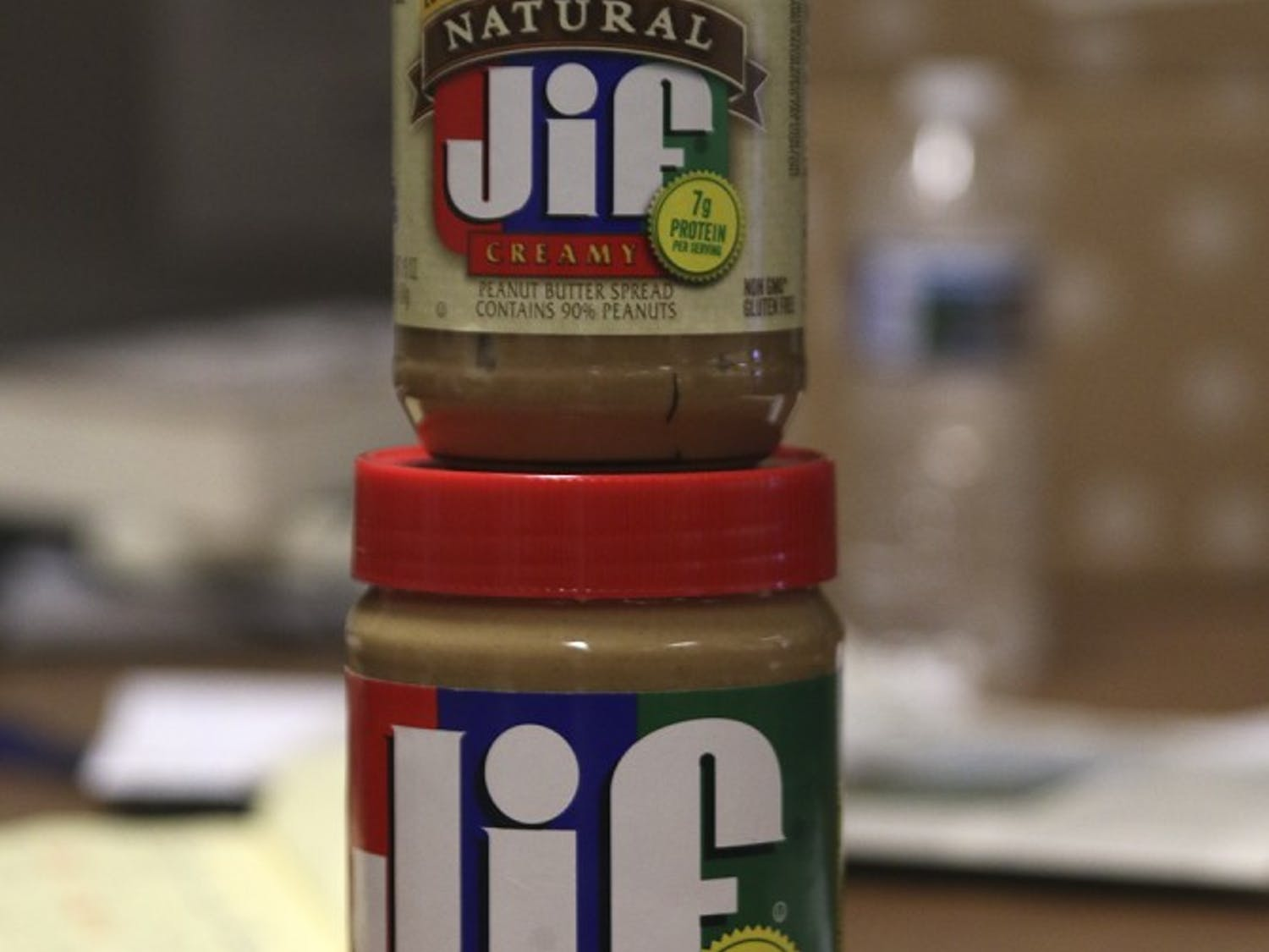 January 24th is National Peanut Butter Day.