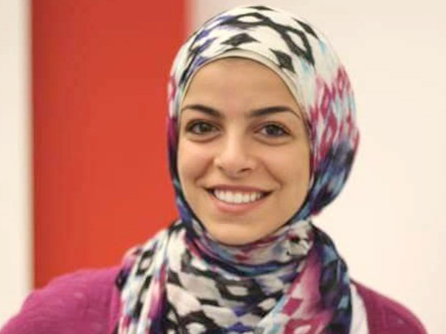 United Muslim Relief Triangle chapter president and UNC student Salma Rezk said her parents always encouraged her to volunteer whenever she could. Courtesy of Salma Rezk