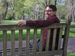 Joaquin Carcano is a transgender UNC-Chapel Hill employee who is partking in a lawsuit against House Bill 2.