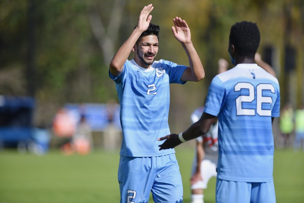 For UNC men's soccer, a No. 1 recruiting class comes with big expectations