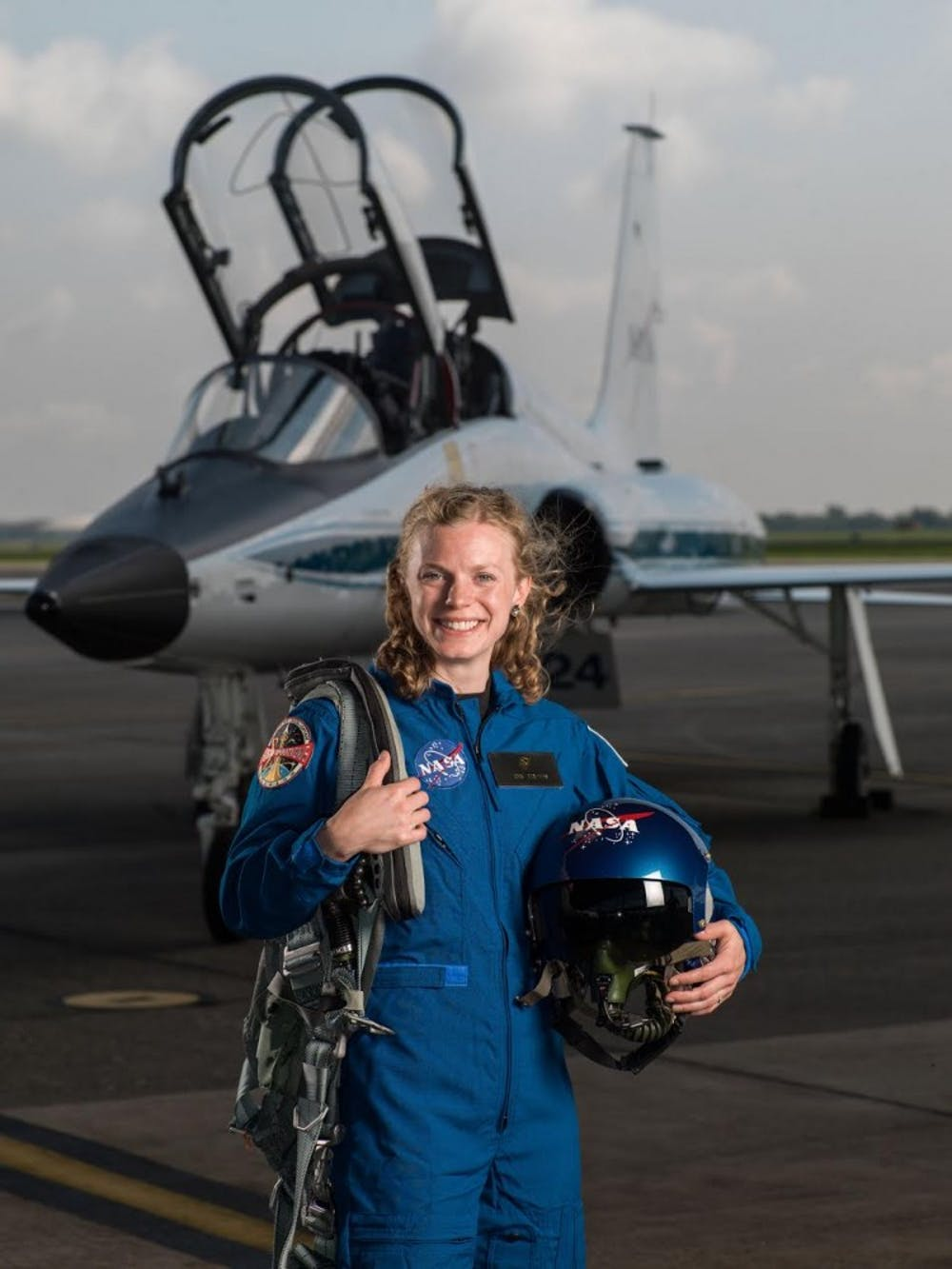 Q&A with NASA astronaut and UNC alum Zena Cardman