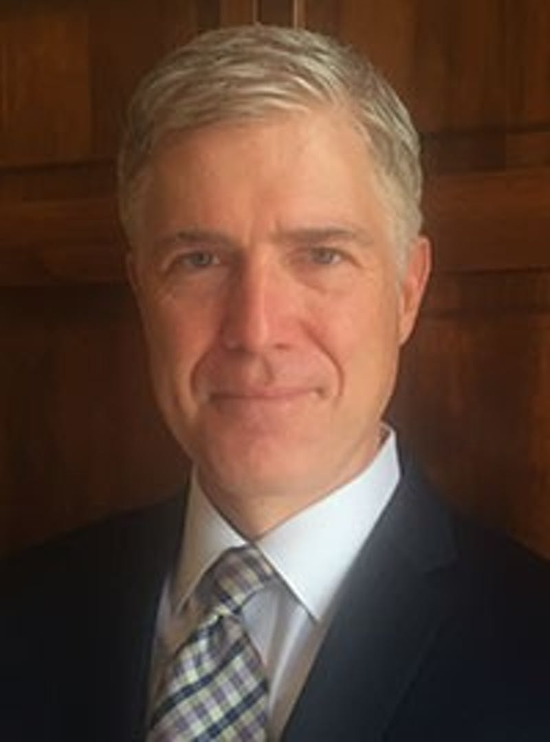 Judge Neil Gorsuch was confirmed by the Senate Friday to fill the Supreme Court vacancy left by the death of Antonin Scalia.