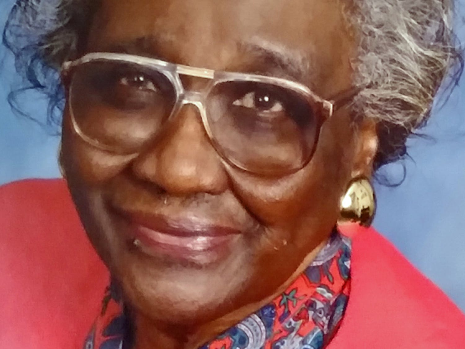 Gwendella G. Clemons passed away on May 11, 2021 and will be remembered for her work to desegregate Chapel Hill High School in 1966 and her service as the assistant principal at Chapel Hill High School. Photo courtesy of Fisher Memorial Funeral Parlor.