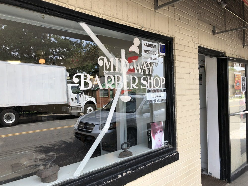 Carrboro barber shop tries to move on after destruction of property