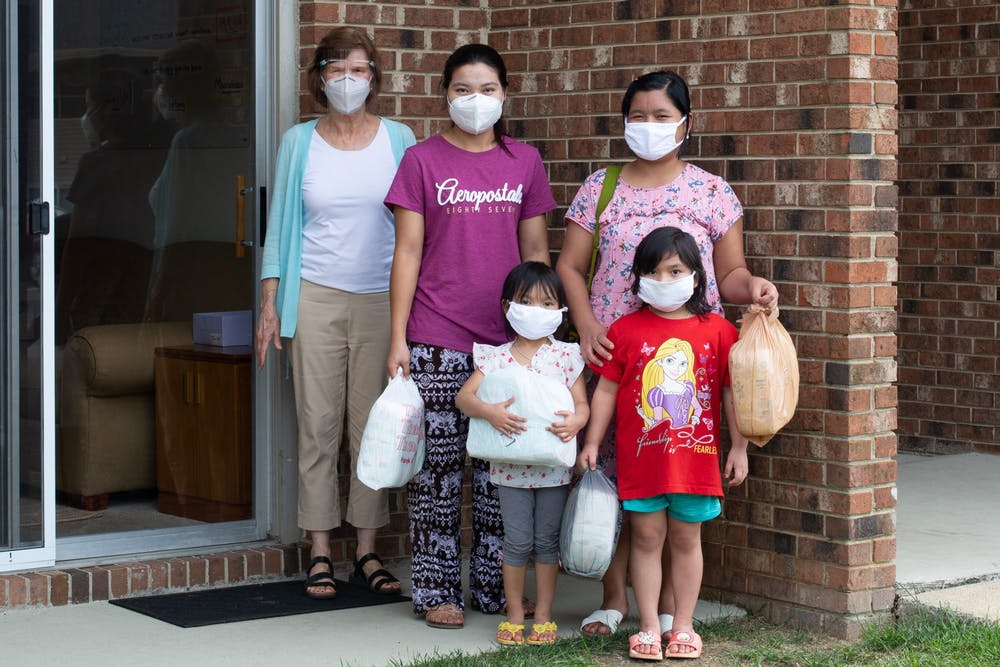 Local organizations assist refugees through COVID-19 pandemic