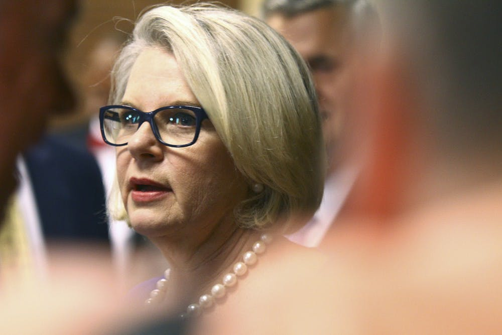 Year in Review: Margaret Spellings will take the helm after a long year for the UNC-system