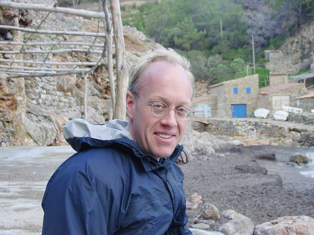 Q&A with Chris Hedges