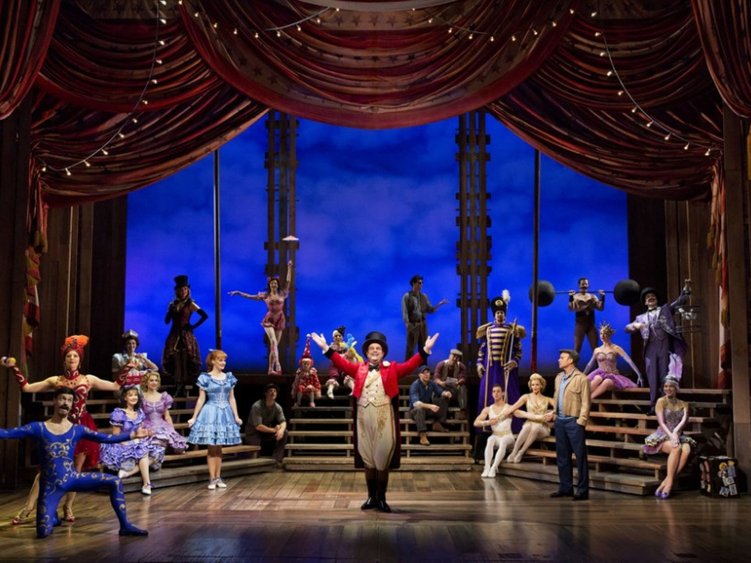 """Daniel Wallace's novel """"Big Fish"""" has been adapted as a Broadway play. Courtesy of Daniel Wallace"""