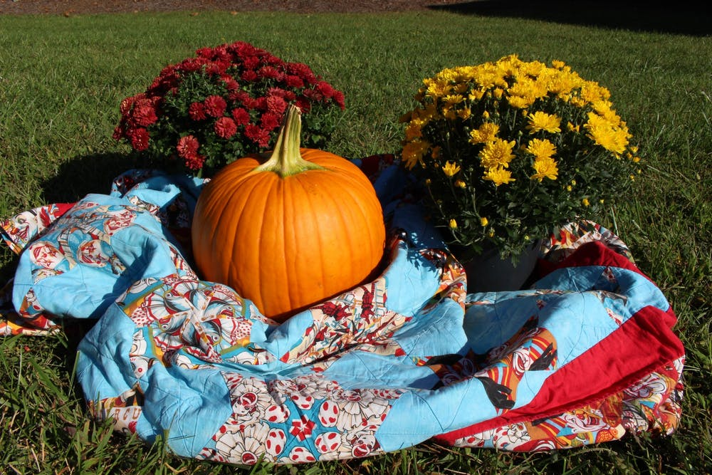 Orange County quilters find and bring comfort to others through their craft