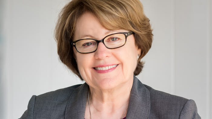 Judith Cone, the UNC vice chancellor for innovation, entrepreneurship and economic development, will be retiring in April after 11 years at the University.Photo courtesy of Sarah Daniels/Innovate Carolina.