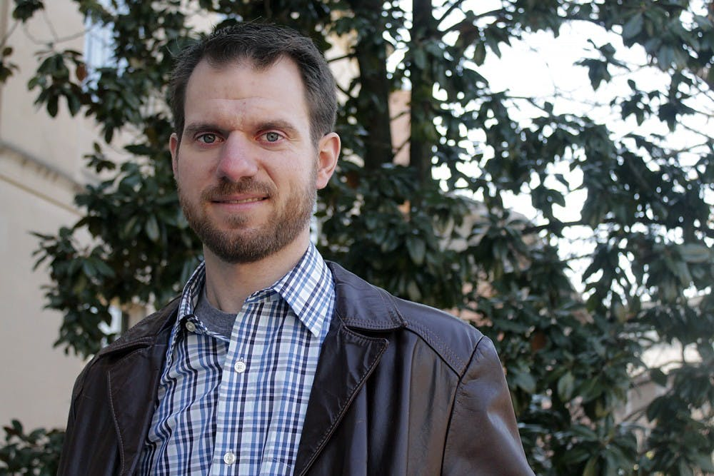 Learning specialist Bradley Bethel quits job to make documentary on UNC academic scandal
