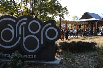 A false active shooter call put Carrboro Elementary on lockdown Tuesday morning. Parents had the option to have their children bused to Carrboro Town Hall, where parents could check out their kids. The police found no substance to the active shooter call.