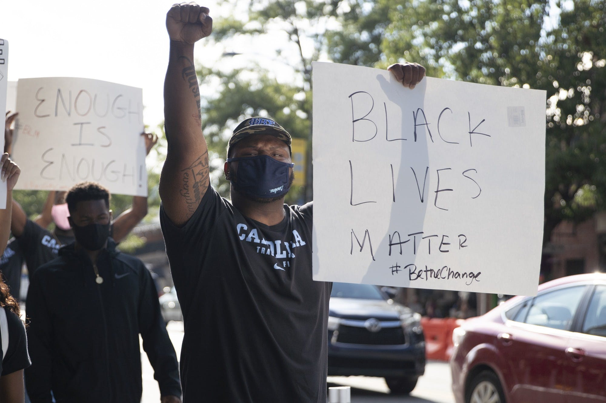 UNC athletes' Black Lives Matter protest signifies new moment in ...