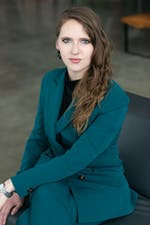<p>Jenna Wadsworth, a candidate for North Carolina commissioner of agriculture, has turned to TikTok to reach out to voters. Photo courtesy of Jenna Wadsworth.</p>