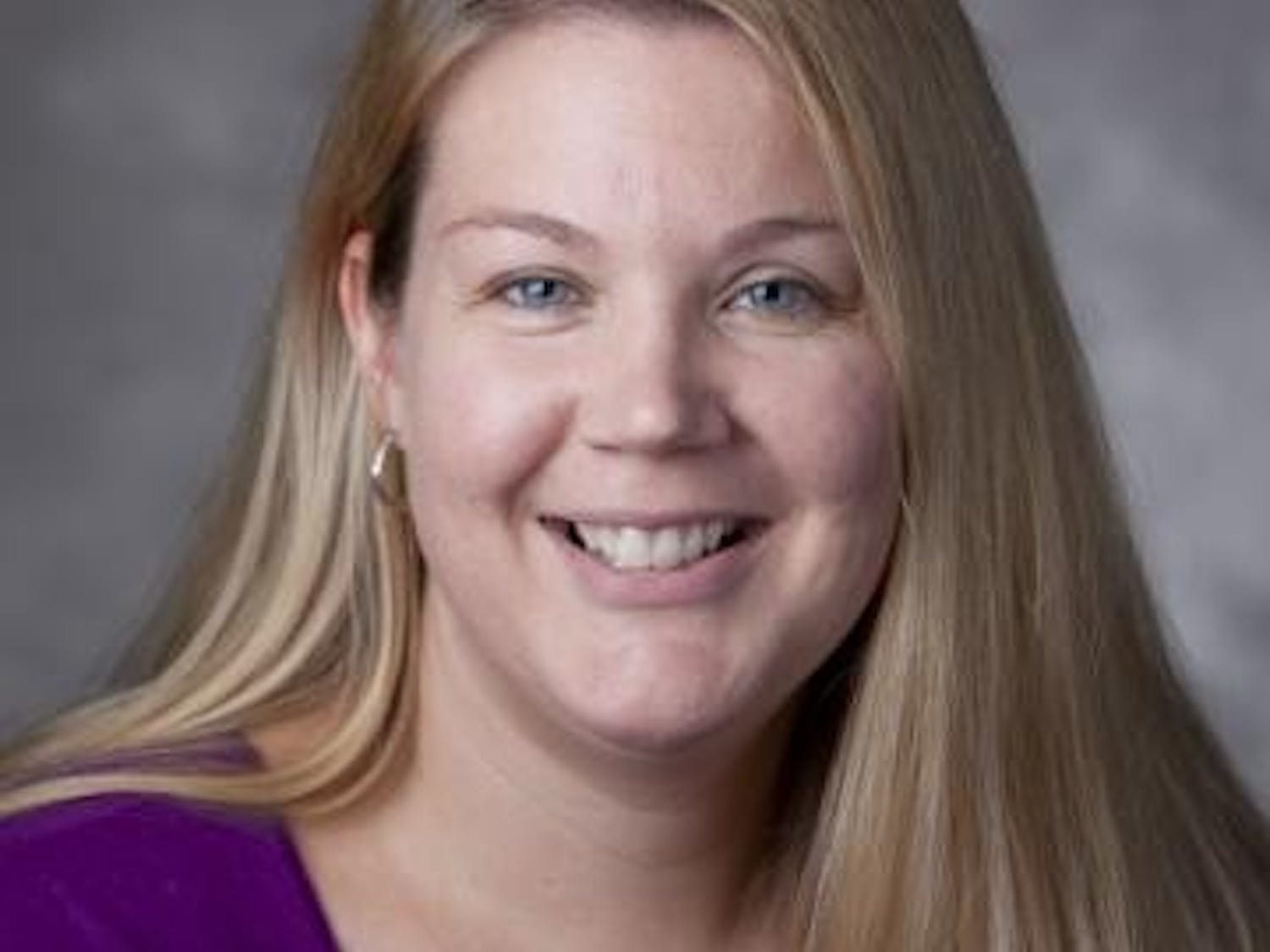 Heather Stapleton, an associate professor at Duke University, is researching the unregulated chemicals recently found in Pittsboro's water supply.