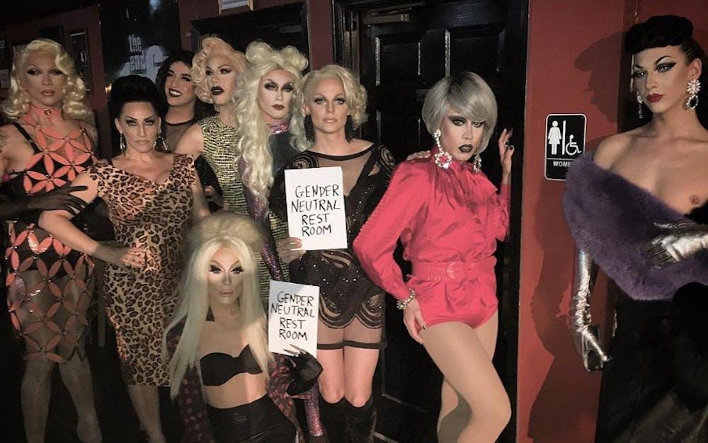 RuPaul's Drag Queens perform to empower N.C. queer community