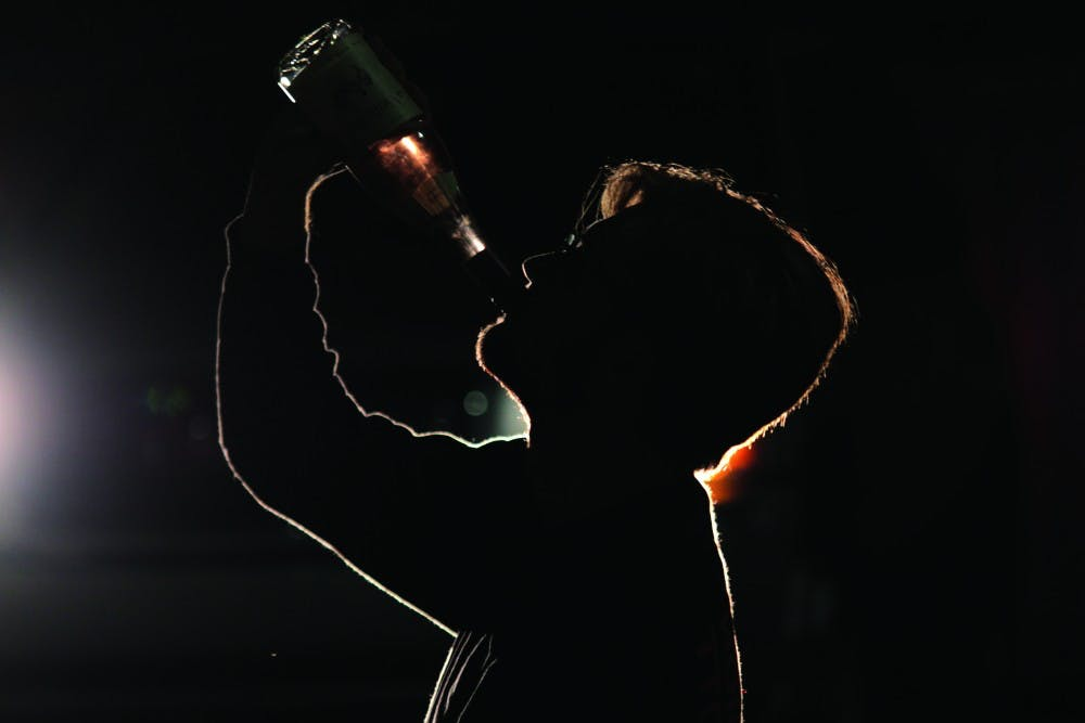 UNC study finds link between teenage drinking and prostate cancer