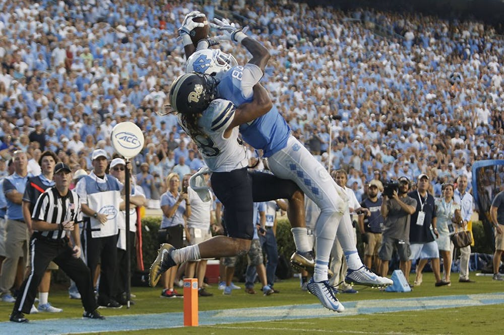 Film review: How UNC football beat Pittsburgh on its final drive